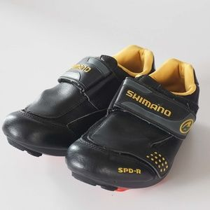 Shimano road cycling shoes SPD-R SH-R072Y w/ cleat